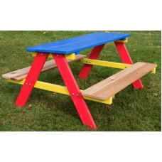 Detský záhradný drevený set PIKNIK FSC