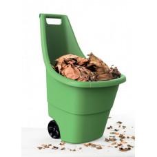 Plastový vozík EASY GO BREEZE 50 l - zelený