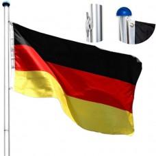 Vlajkový stožiar na vlajku 6,5 m