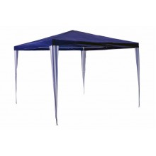 Záhradný párty stan - modrý 3 x 3 m