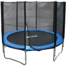Vonkajšia trampolína s ochrannou sieťou - 305 cm
