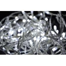 Garth vianočná LED reťaz - 9 m, 100 diód, studeno biela