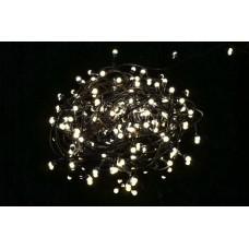 LED osvetlenie Garth 18 m - teple biele, 200 diód