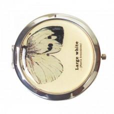 Kapesní zrcátko s motýly
