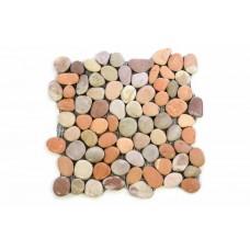 Mozaika Garth riečne okruhliaky - obklady 30 x 30 cm