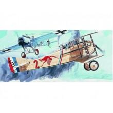 Model Spad S.8 15,4x19,3cm v krabici 31x13,5x3,5cm
