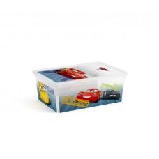 Plastový úložný box KIS C CARS - S