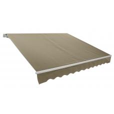 Markíza béžová -  2,95 x 2 m