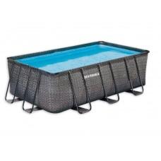 Bazén Florida Ratan bez príslušenstva - 210 x 400 x 120 cm