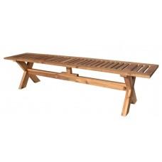 Drevená lavica GORDON - 200 cm