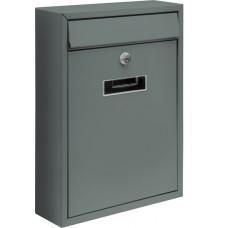 Poštová schránka - sivá