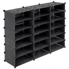Čierny botník - zásuvný systém