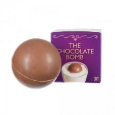 Čokoládová bomba do kávy či mlieka s marshmallow