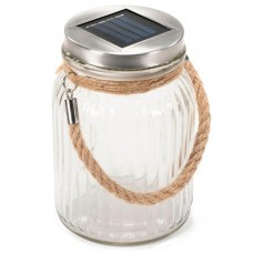 Solárne svetlo, pohár - 3 LED, teplá biela