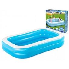 Bestway bazén Family stredný