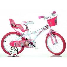 "Detský bicykel Barbie - 16"""