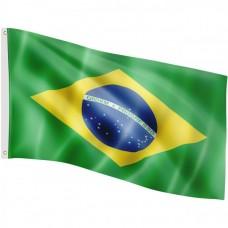 Vlajka Brazília, 120 x 80 cm