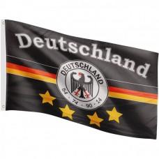 FLAGMASTER futbalová vlajka Nemecko 120 x 80 cm