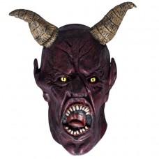 Halloweenská maska - diabol