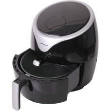 Horkovzdušná fritéza - čierna