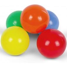 Pestrofarebné loptičky, detské, 200 ks