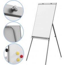 Flipchart tabuľa, biela, 60 x 90 cm