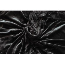 Deka z mikrovlákna - 150 x 200 cm, čierna