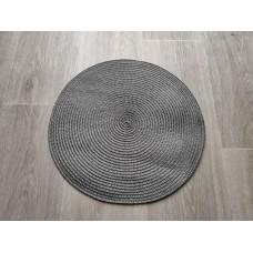 Prestieranie okrúhle 35 cm - sivé