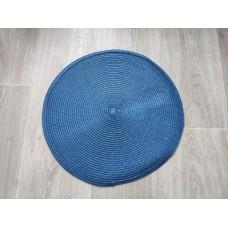 Prestieranie okrúhle 35 cm - kráľovsky modré