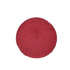 Prestieranie okrúhle 38 cm - červené