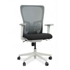 Kancelárska stolička Vermont - sivá