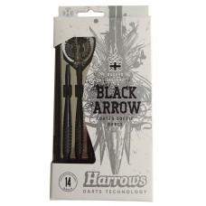 Šípky SOFT BLACK ARROW 18g