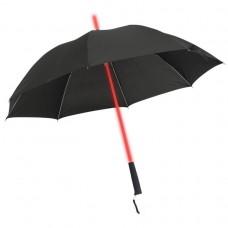 LED svetelný dáždnik, priemer 100 cm