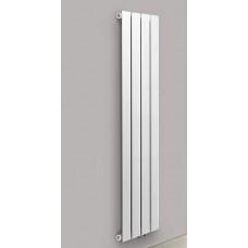 Vertikálne radiátor, stredové pripojenie, 1600 x 300 x 52 mm