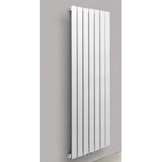 Vertikálne radiátor, stredové pripojenie, 1600 x 528 x 52 mm