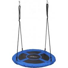Physionics hojdačka v tvare kruhu, modrá, 100 cm